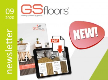 GOSIMAT | Nouveau Catalogue Planchers 2020 - GS FLOORS!